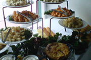 Hors D'oeuvres : San Diego Catering