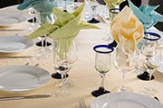 Place Settings : San Diego Catering
