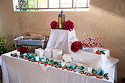 Ceremony & Bridal Parties : San Diego Catering