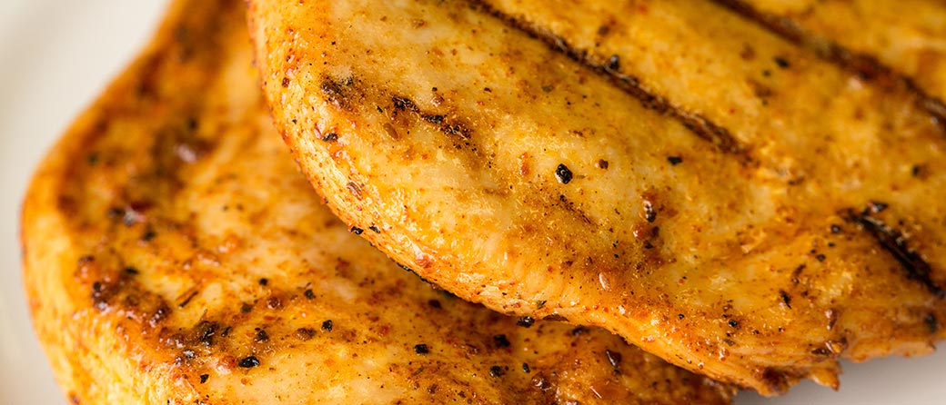 Charbroiled Chicken Breast
