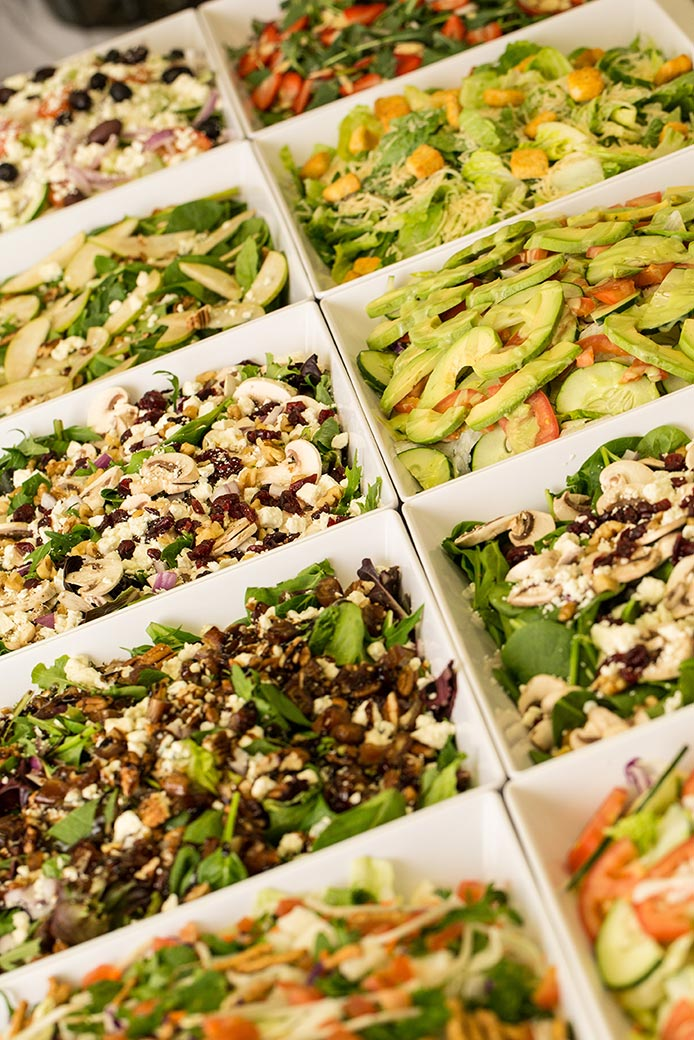 Healthy Living Gourmet Salads