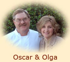 Oscar and Olga Worm