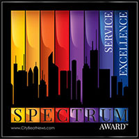 2016 Spectrum Award for Excellence in Customer Service